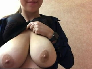 Amateur Big Tits  Natural Nipples