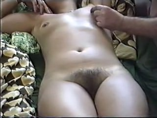 Amateur Hairy Homemade  Small Tits Wife