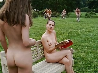 Nudist Outdoor Vintage