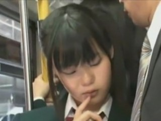 Asian Bus Public Student Teen