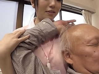 Asian Daddy Japanese  Old and Young