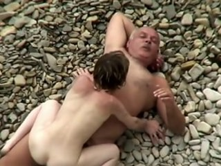Daddy Nudist Outdoor Voyeur