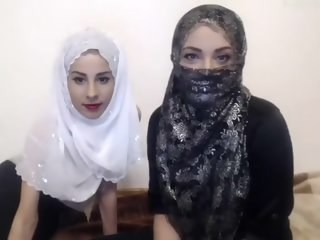 Amazing Arab Cute Teen Webcam