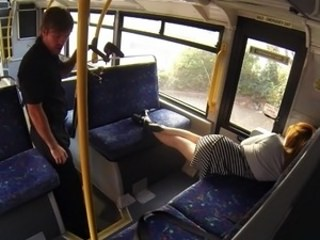 Bus  Public Sleeping