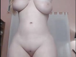 Amazing Big Tits Natural Pussy Shaved Teen Webcam