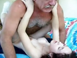 Daddy Daughter Hardcore Old and Young Small Tits Teen