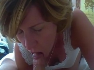 Amateur Blonde Blowjob Homemade  Pov Wife