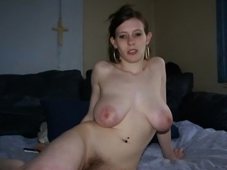Amateur Amazing Big Tits Cute Hairy Homemade  Natural Nipples