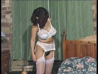 Big Tits Hairy Lingerie  Stockings Vintage
