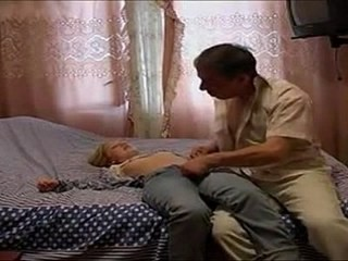 Amateur Daddy Daughter Homemade Old and Young Russian