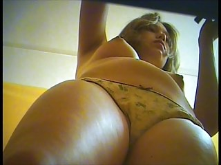 HiddenCam Panty Teen Voyeur
