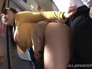 Asian Clothed Japanese  Public