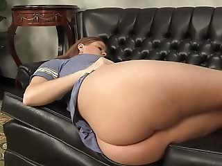 Amazing Ass Sleeping Teen